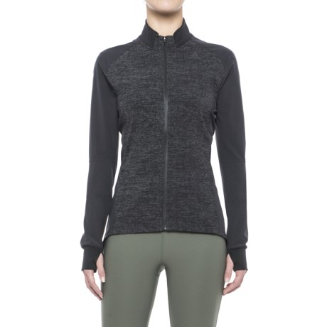 adidas Supernova Storm Jacket (For Women) in Black