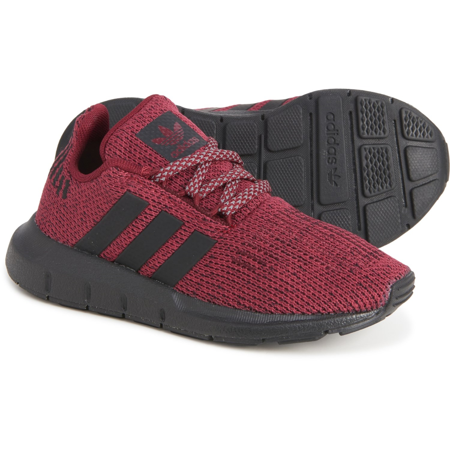 adidas Swift Run Shoes (For Little and