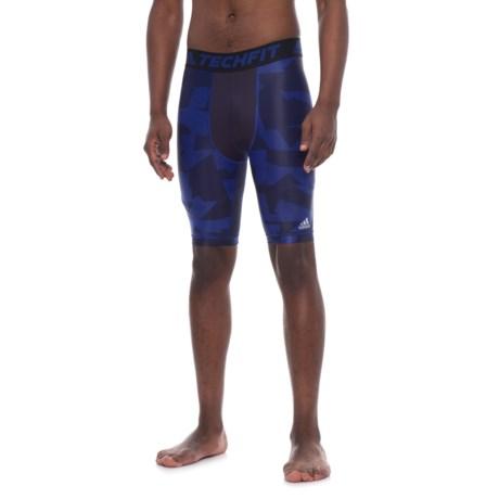 adidas techfit shorts review