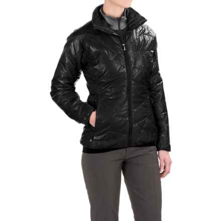 adidas Terrex Agravic PrimaLoft® Jacket (For Women) in Black - Closeouts