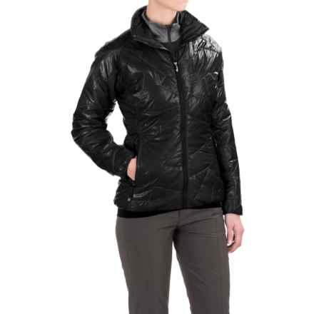 adidas Terrex Agravic PrimaLoft® Jacket (For Women) in Black - Closeouts