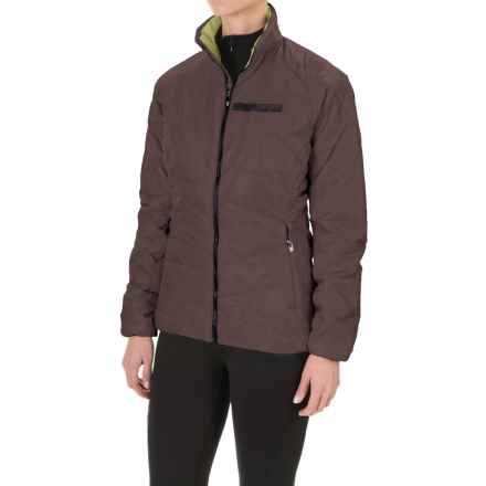 adidas Terrex Agravic PrimaLoft® Jacket - Insulated (For Women) in Tech Earth - Closeouts