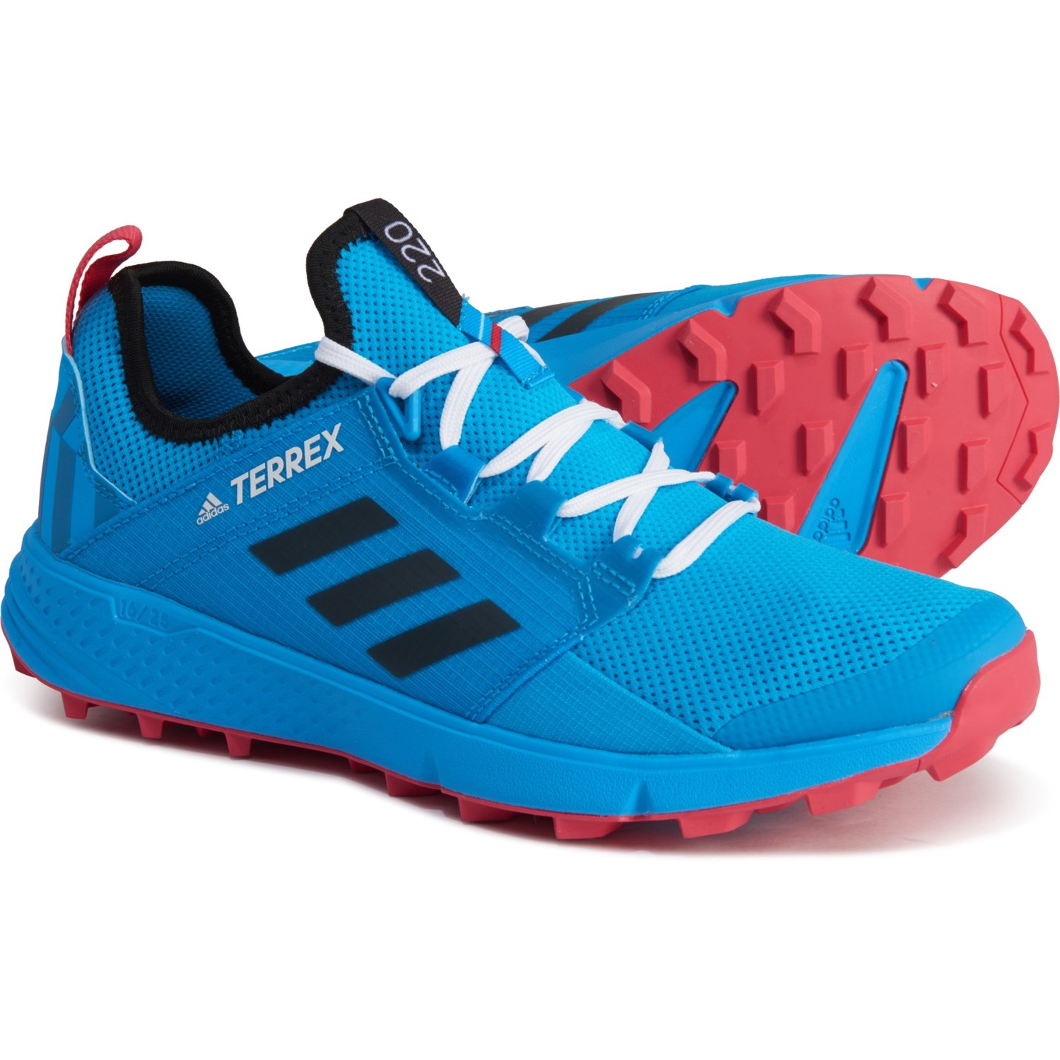grande vente 9c8ac 92651 adidas Terrex Agravic Speed Plus Trail Running Shoes (For ...