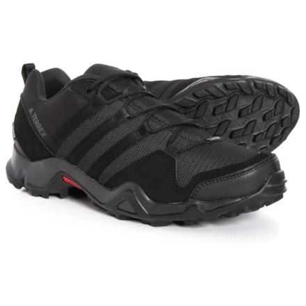 adidas Terrex AX2 ClimaProof® Hiking Shoes - Waterproof (For Men) in Black  ea8ee5b25