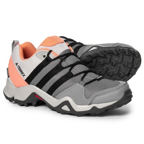 552837123 adidas Terrex AX2 ClimaProof® Hiking Shoes - Waterproof (For Women) in Grey  Two
