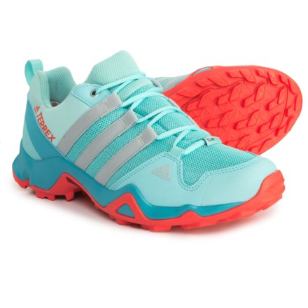 official photos 04646 df2dc adidas Terrex AX2R ClimaProof® Hiking Shoes - Waterproof (For Big and  Little Girls)