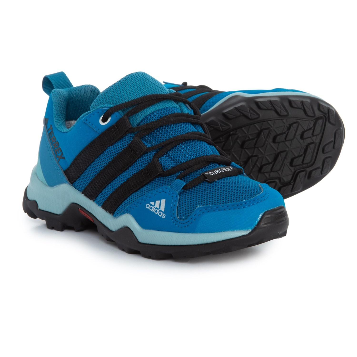 5b690640cb28b9 adidas Terrex AX2R ClimaProof® Hiking Shoes - Waterproof (For Little and  Big Boys)