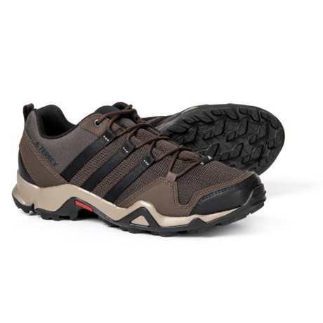 bf40f55c0c56a adidas Terrex AX2R Hiking Shoes (For Men) in Black Night Brown Black