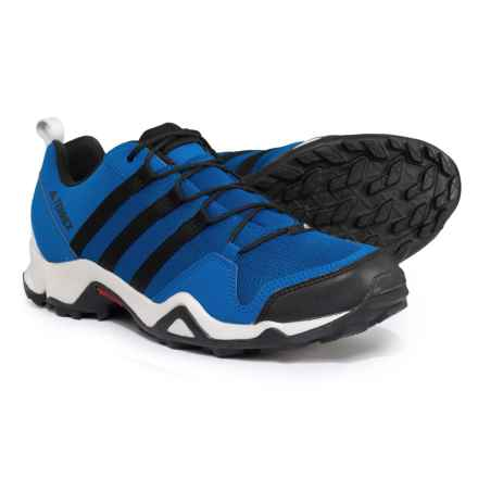 adidas Terrex AX2R Hiking Shoes (For Men) in Blue Beauty/Black/Trace Royal - Closeouts