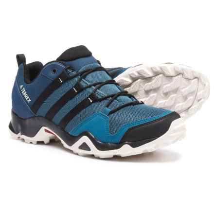 adidas Terrex AX2R Hiking Shoes (For Men) in Core Blue/Black/Mystery Blue - Closeouts
