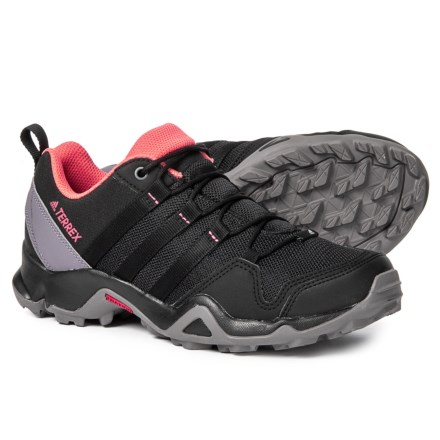 0f2850b55eb669 adidas Terrex AX2R Hiking Shoes (For Women) in Black Black Tactile Pink