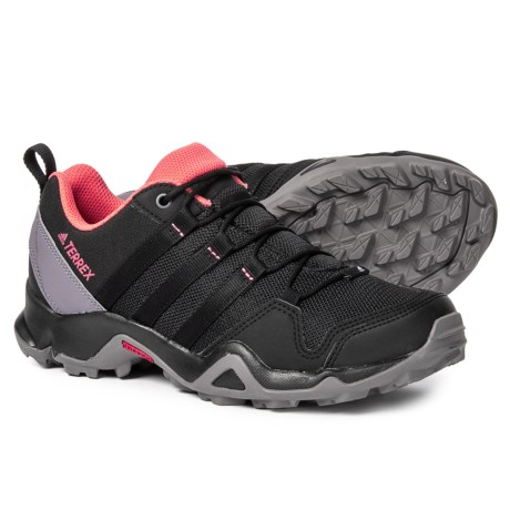 4250f51fd0dd0 adidas Terrex AX2R Hiking Shoes (For Women) in Black Black Tactile Pink