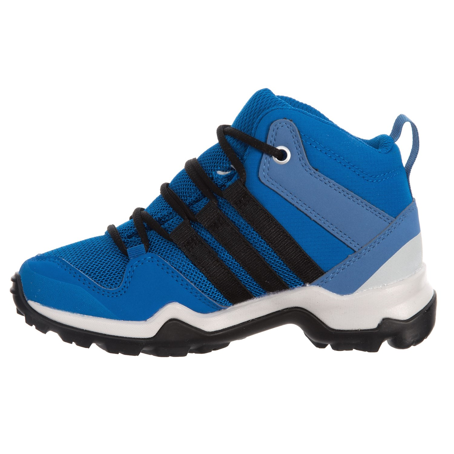 adidas Terrex AX2R Mid ClimaProof® Hiking Boots - Waterproof (For Little  and Big Boys) 0062a3ca3f6