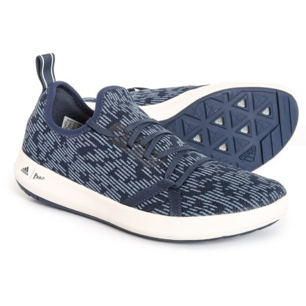 8cd83ced75b15 adidas Terrex ClimaCool® Boat Parley Water Shoes (For Men) in Trace Blue/
