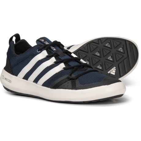 buy online db293 9d945 adidas Terrex ClimaCool® Boat Water Shoes (For Men) in Collegiate Navy Chalk