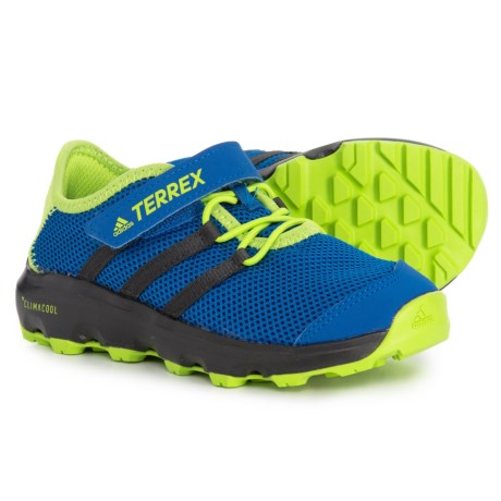 adidas Terrex ClimaCool® Voyager CF Water Shoes (For Little and Big Boys) in 5d9ebbdad