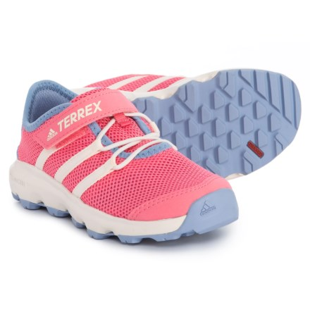1bc6a678f990 adidas Terrex ClimaCool® Voyager CF Water Shoes (For Little and Big Girls)  in