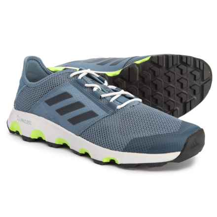 adidas Terrex ClimaCool® Voyager Shoes (For Men) in Raw Steel/Black/Grey One - Closeouts
