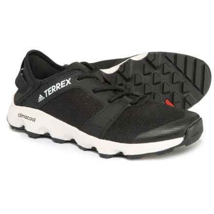 adidas Terrex ClimaCool® Voyager Sleek Shoes (For Women) in Black/Black/Chalk White - Closeouts