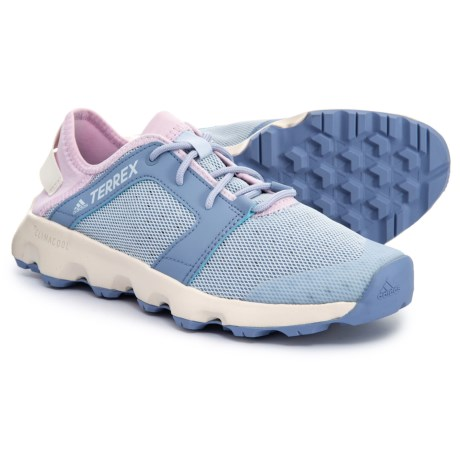 100% authentic 40cd1 4cfdd adidas Terrex ClimaCool® Voyager Sleek Water Shoes (For Women) in Aero Blue
