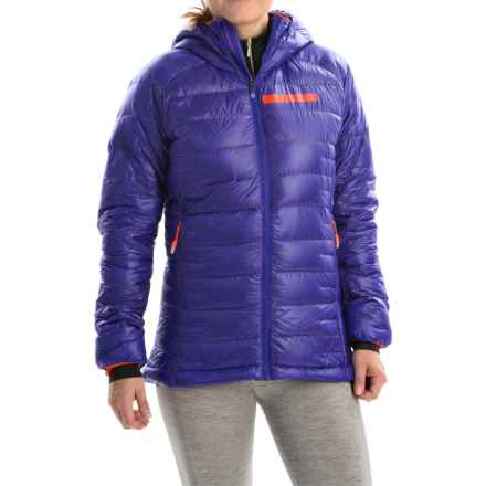 adidas Terrex ClimaHeat® Agravic Down Jacket - 800 Fill Power (For Women) in Night Flash - Closeouts