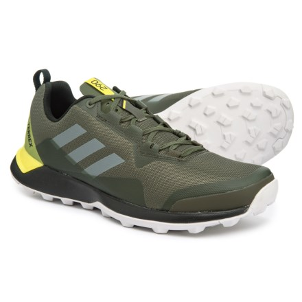 newest e66b3 8d985 adidas Terrex CMTK Trail Running Shoes (For Men) in Base Green Grey One