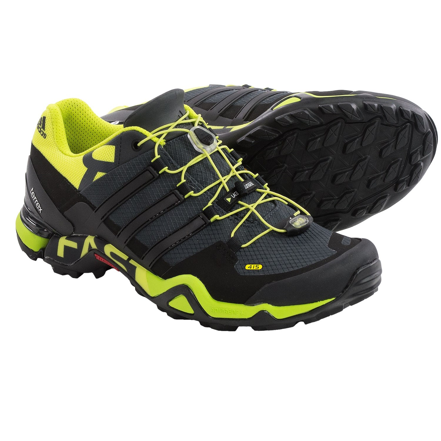 Adidas Terrex Fast R Trail Running Shoes (For Men) - Save 27%