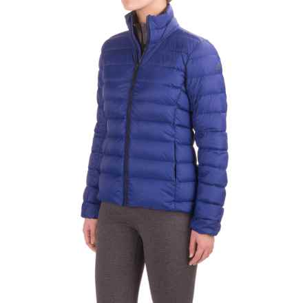 adidas Terrex Light Down Jacket (For Women) in Unity Ink/Col. Navy - Closeouts