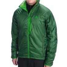 Adidas Terrex PrimaLoft® Jacket - Insulated (For Men) in Amazon Green - Closeouts