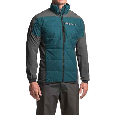 adidas Terrex Skyclimb J2 PrimaLoft® Jacket - UPF 50+, Insulated (For Men) in Utility Black - Closeouts