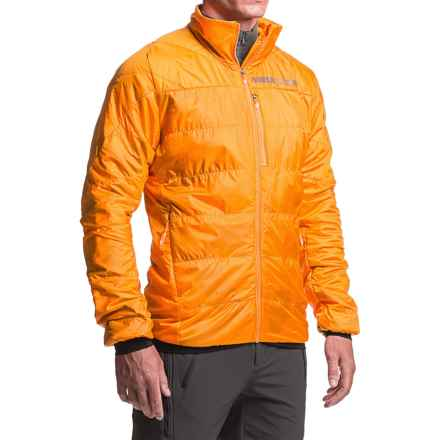 adidas Terrex Skyclimb Polartec® Alpha® Jacket (For Men) in Eqt Orange - Closeouts