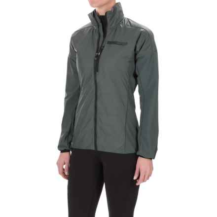 adidas Terrex Skyclimb PrimaLoft® Jacket - Insulated (For Women) in Utility Ivy - Closeouts