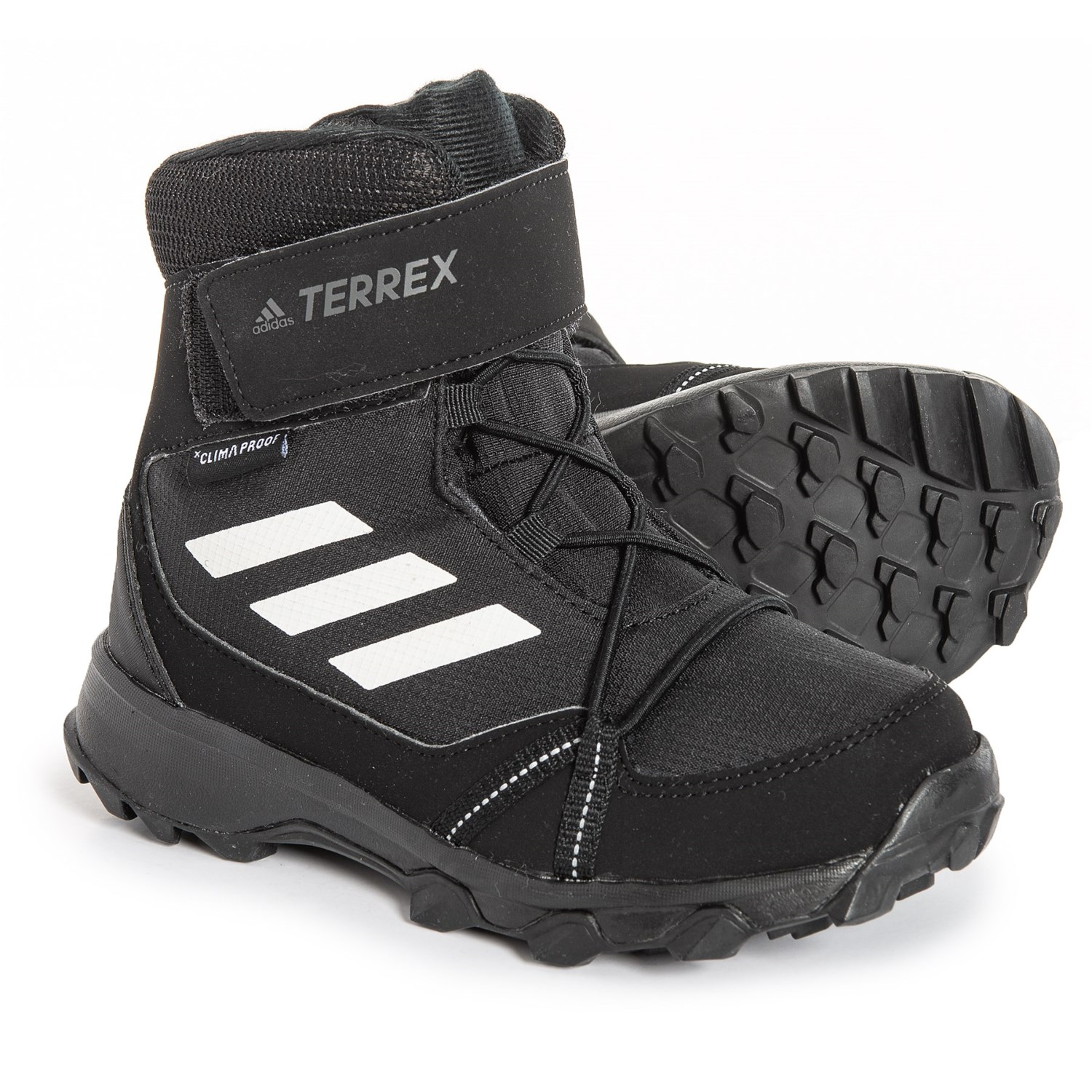 5789e4a56be adidas Terrex Snow Cloudfoam® ClimaProof® ClimaWarm® Snow Boots (For ...