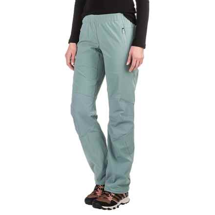 adidas Terrex Swift Multi Pants (For Women) in Green Earth - Closeouts