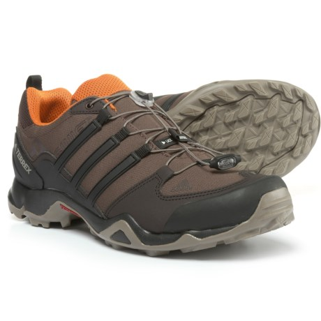 adidas Terrex Swift R Trail Running Shoes (For Men) in Brown/Black/Simple Brown