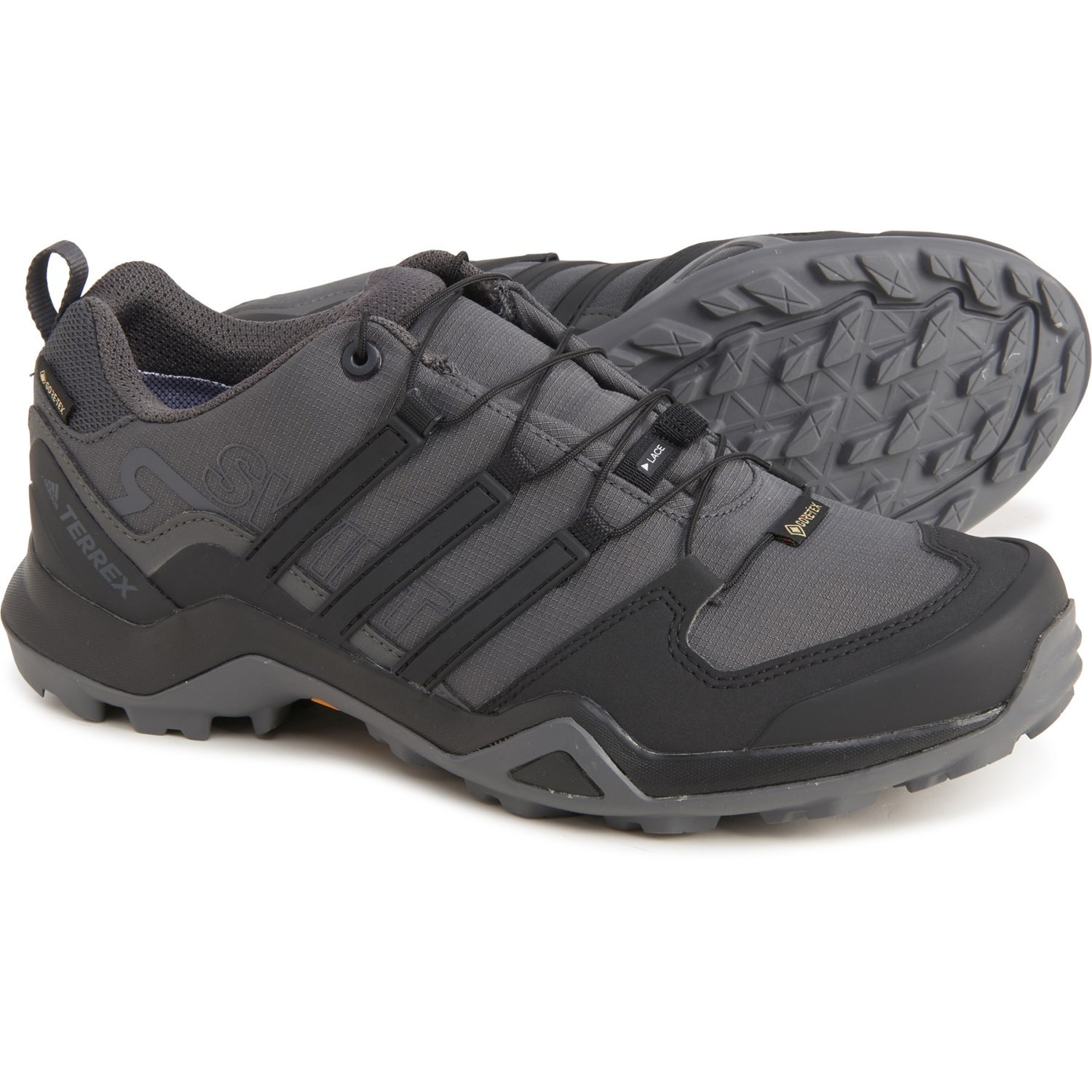 adidas Terrex Swift R2 Gore-Tex® Hiking Shoes (For Men) - Save 30%