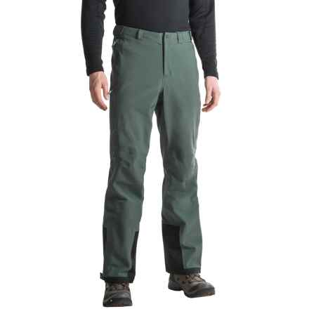 adidas Terrex Techrock Winter Pants - Soft Shell (For Men) in Utility Ivy - Closeouts