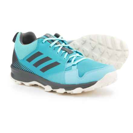 adidas Terrex Tracerocker Trail Running Shoes (For Women) in Vapour Blue/Grey Four/Icey Blue - Closeouts