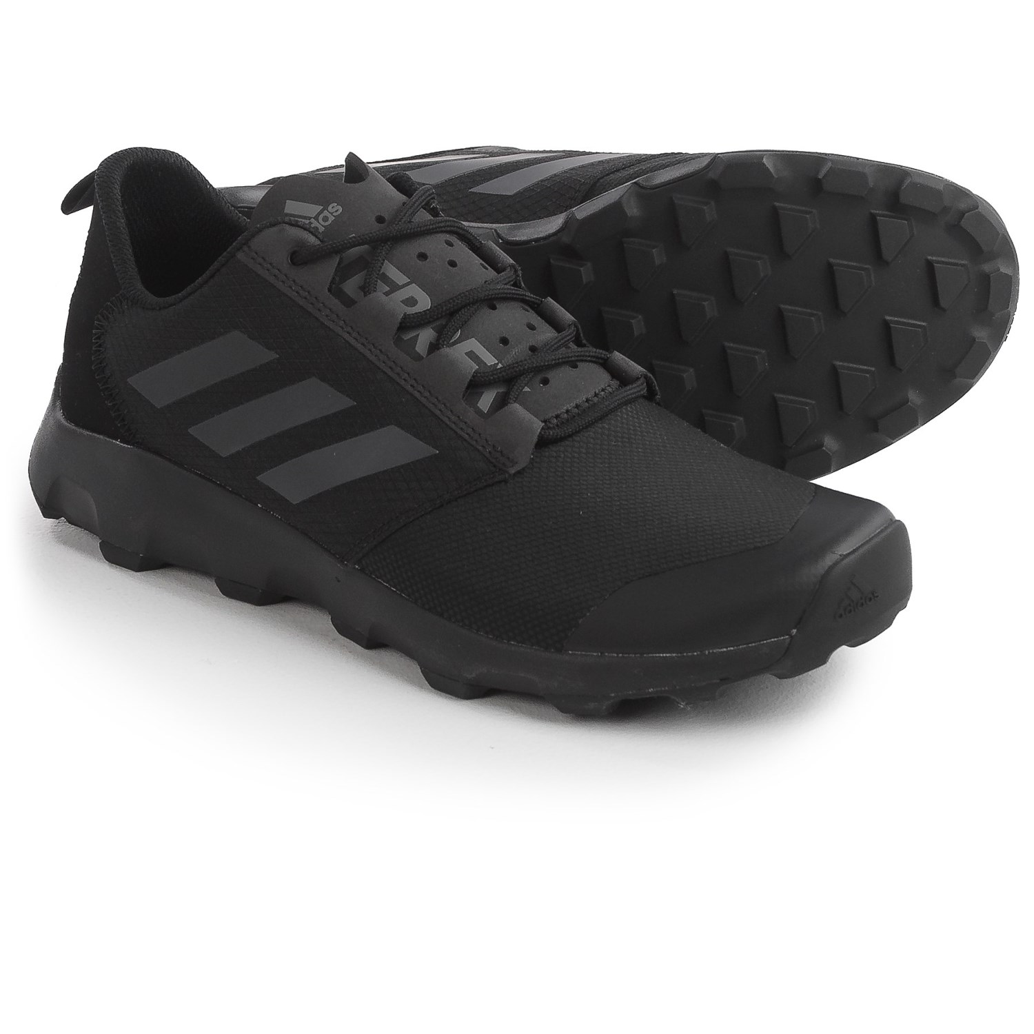6f3dc7f48beaea ... outdoor sports sneakers  adidas terrex voyager dlx trail running shoes  for men in black vista grey