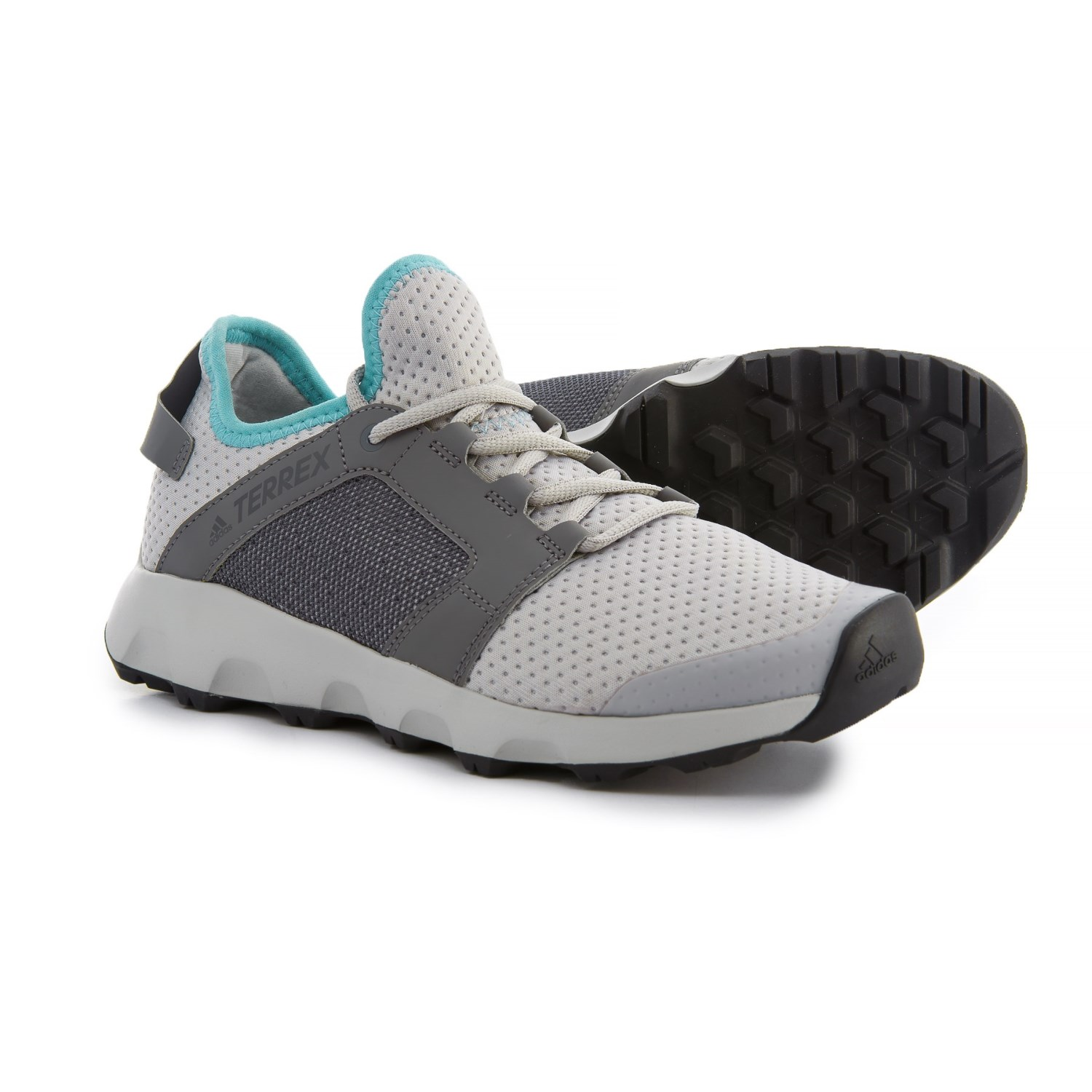 Adidas Terrex Voyager Dlx Water Shoes For Women In Grey Two Four