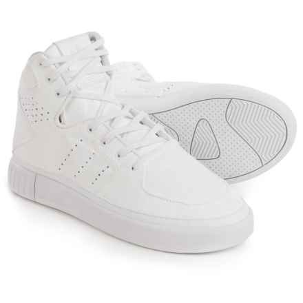adidas Tubular Invader 2.0 Decon Shoes (For Women) in White/White - Closeouts