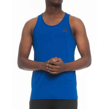adidas Ultimate 2.0 Tank Top (For Men) in Collegiate Royal - Closeouts