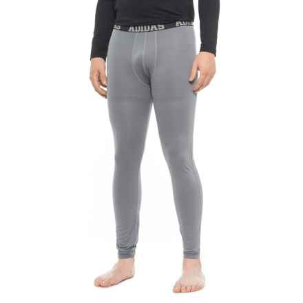 adidas Ultra Tech ClimaCool® Single Base Layer Pants - UPF 25+ (For Men) in Grey - Closeouts