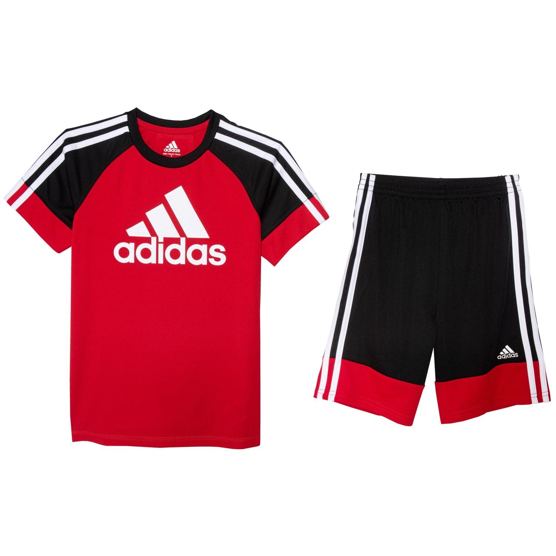 adidas Urban Sport T-Shirt and Shorts