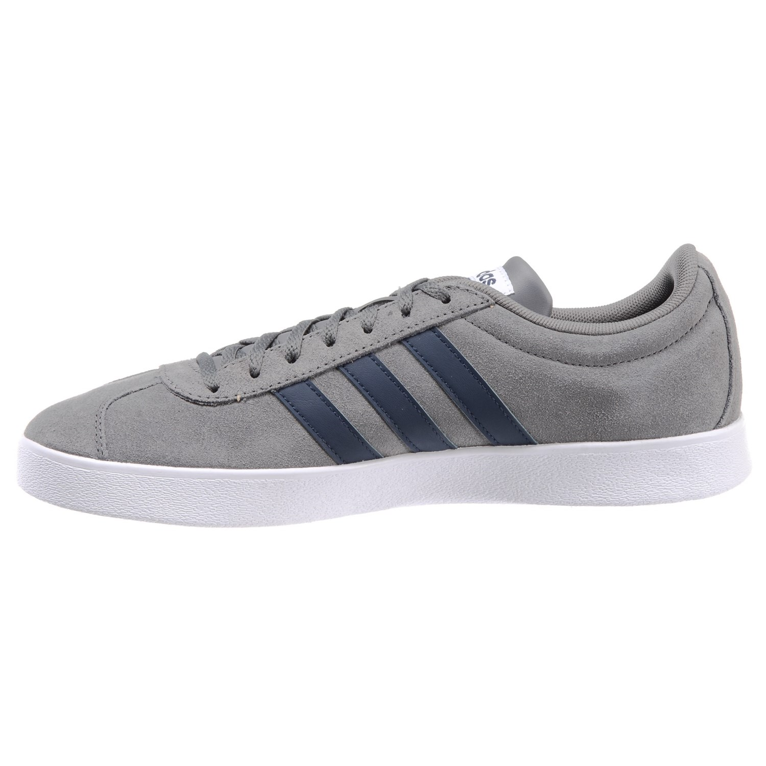 adidas vl court suede mens trainers