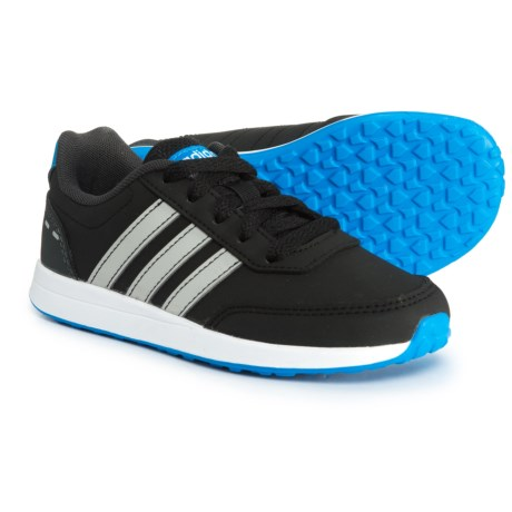 brand new d71f2 87e02 adidas VS Switch 2 Shoes (For Little Boys) in BlackGreyBlue