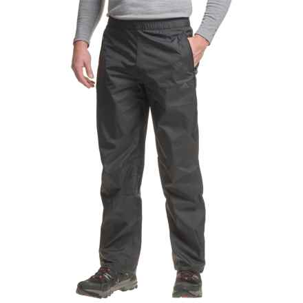 adidas Wandertag ClimaProof® Pants - Waterproof (For Men) in Black - Closeouts