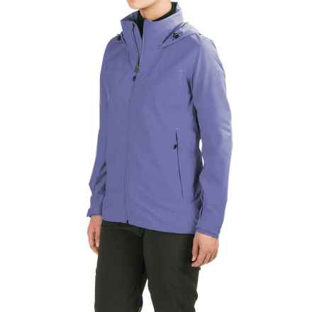 adidas Wandertag Gore-Tex® Jacket - Waterproof (For Women) in Super Purple - Closeouts
