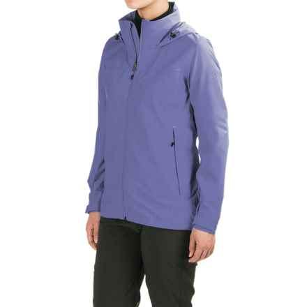 adidas Wandertag Gore-Tex® Jacket - Waterproof (For Women) in Super Purple - Closeouts