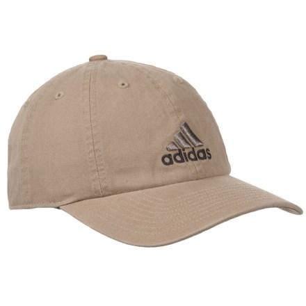 4d17ff76d50 adidas Weekend Warrior Baseball Cap (For Men) in Washed Khaki Explorer Dark